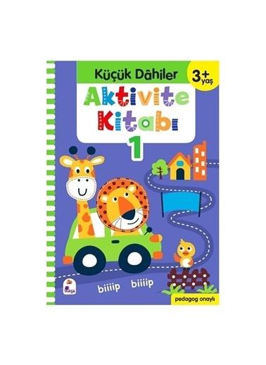 İndigo Çocuk İndigo Çocuk Küçük Dahiler 3+ Yaş Aktivite Kitabı 1 Pembe